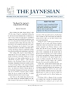 The Jaynesian Vol. 2, Issue 1